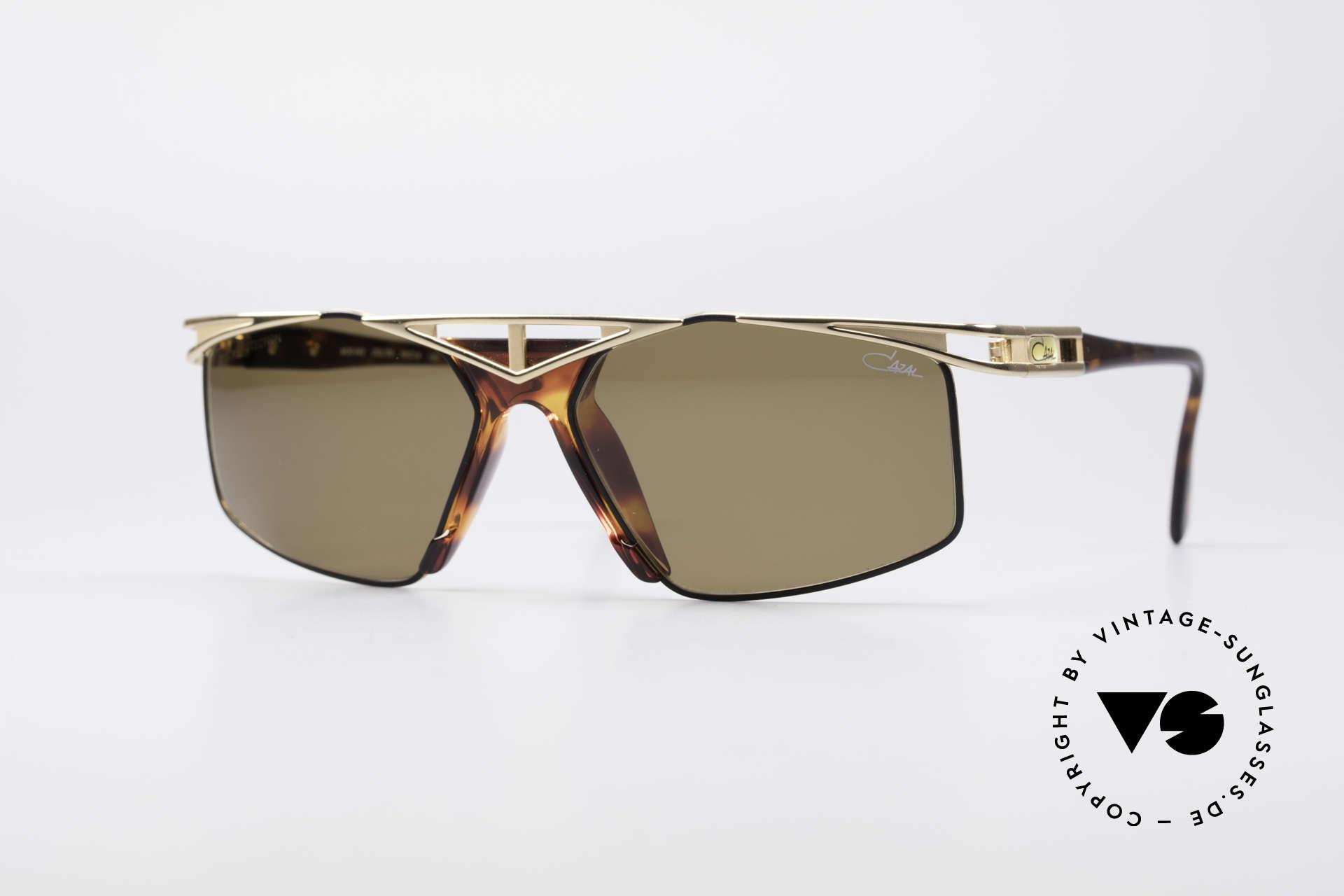 cb6adce8e13 Sunglasses Cazal 962 90s Designer Sunglasses