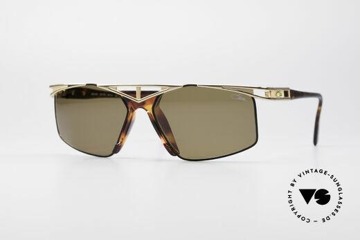 Cazal 962 90s Designer Sunglasses Details