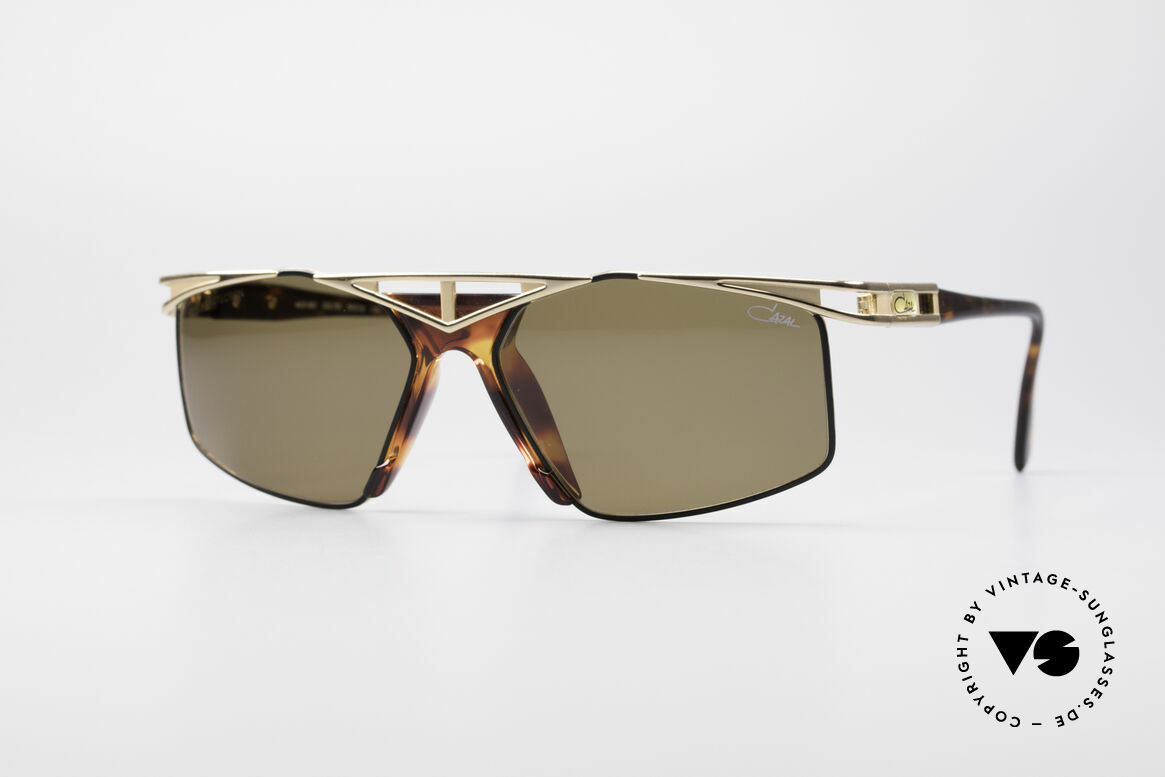 Cazal 962 90s Designer Sunglasses, classy, sporty chic 90's designer sunglasses by CAZAL, Made for Men and Women