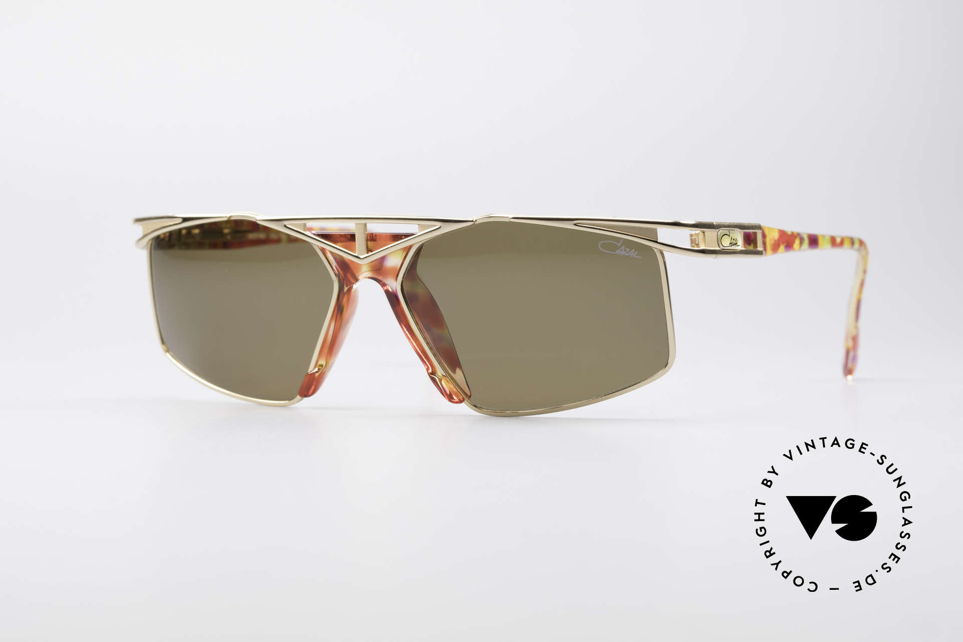 Cazal 962 Sporty Vintage Shades, classy, sporty chic 90's designer sunglasses by CAZAL, Made for Men and Women