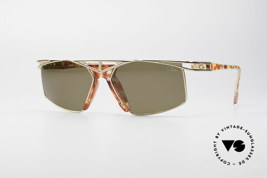 Cazal 962 Sporty Vintage Shades Details