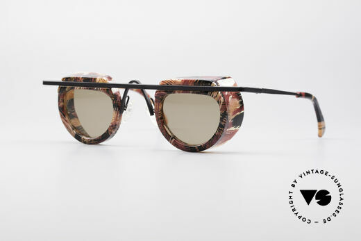 Alain Mikli 4102 / 394 Eye-Catcher Shades Details