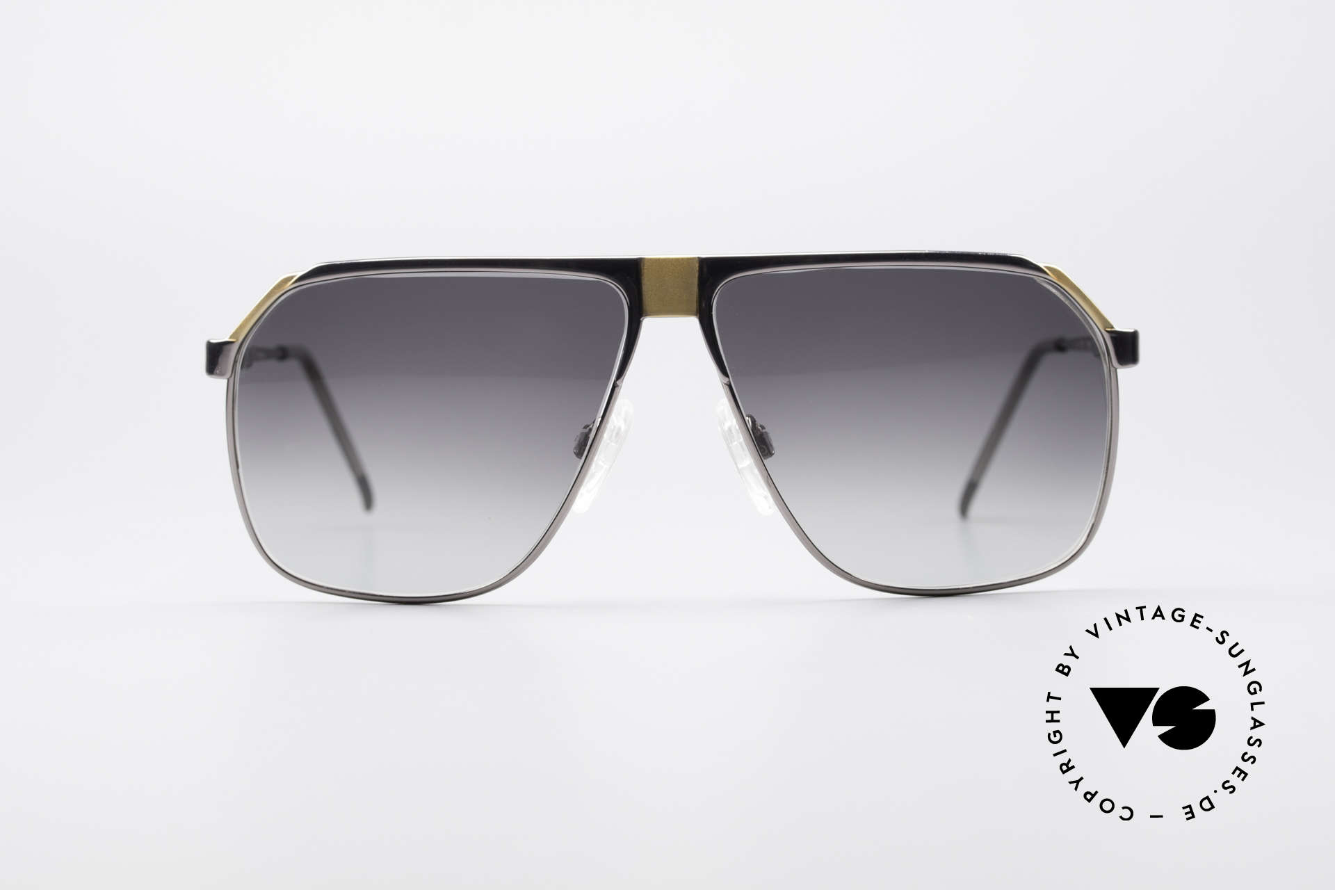 Gucci 1200 80's Luxury Sunglasses, really rare collector's piece from the late 1980s, Made for Men