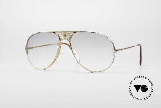 St. Moritz 401 Rare Jupiter Sunglasses 80's Details