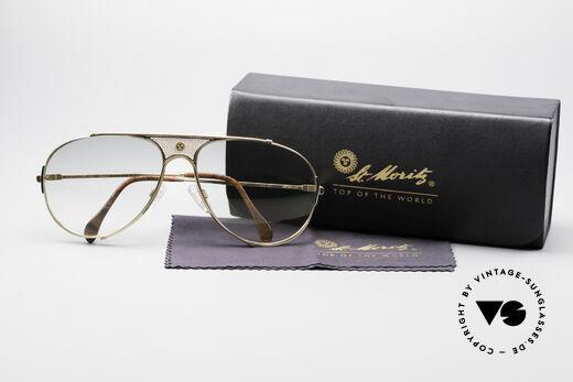 St. Moritz 401 Rare Jupiter Sunglasses 80's