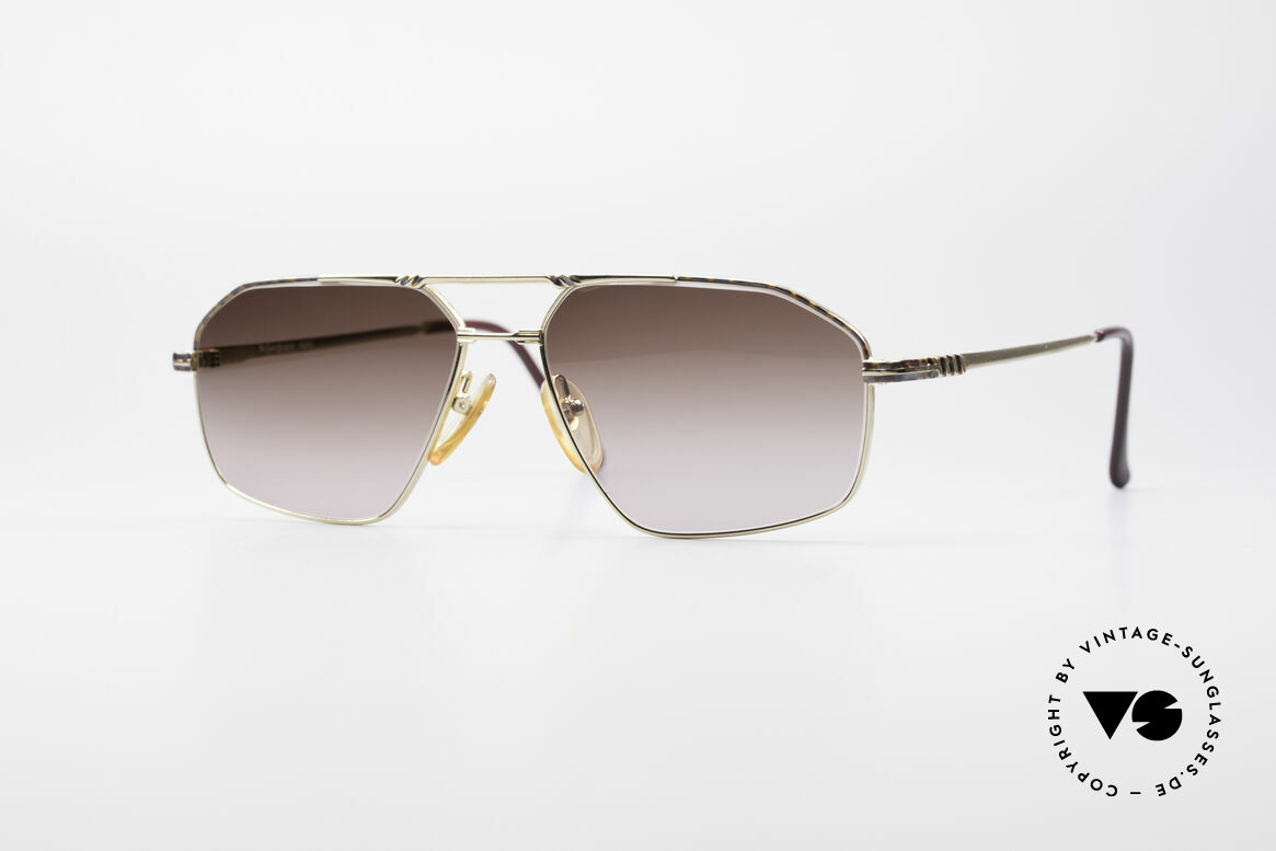 Yves Saint Laurent Aeson Vintage 80's Shades, striking YYES SAINT LAURENT designer sunglasses, Made for Men