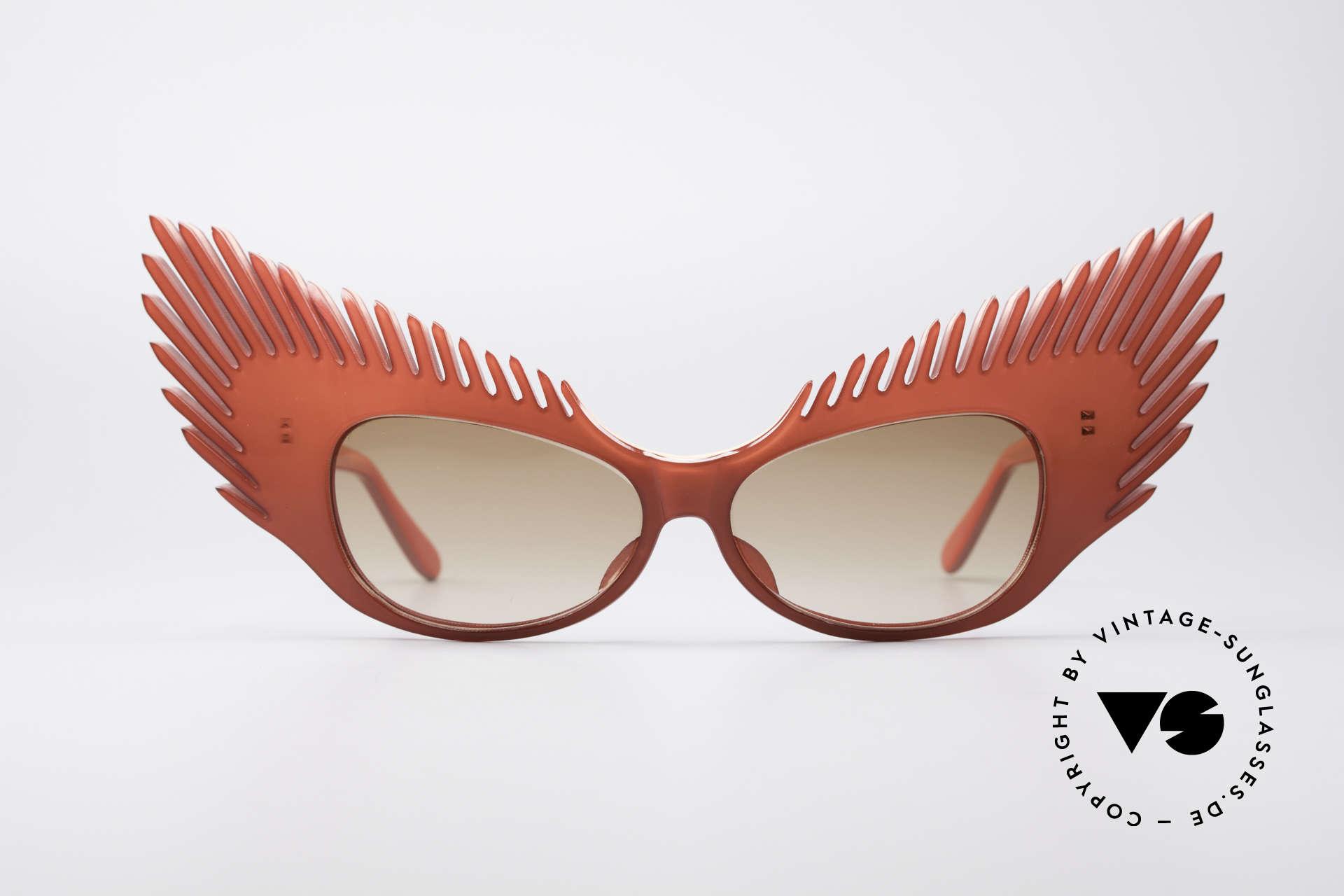 f647d37c4505 Sunglasses Alain Mikli MYSTERY Haute Couture Vintage Shades ...