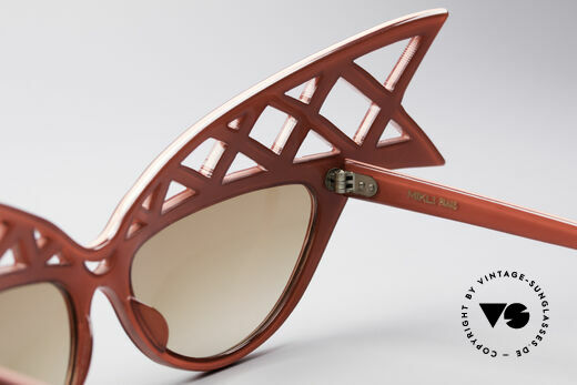Alain Mikli WINGS Haute Couture Vintage Shades, a piece of fashion history - vertu - actually invaluable!, Made for Women