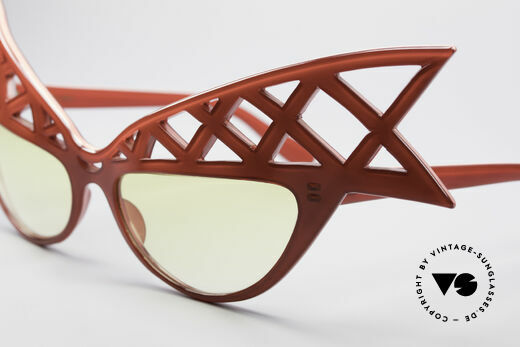 Alain Mikli WINGS 80's Haute Couture Sunglasses