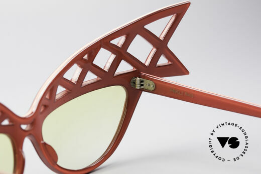 Alain Mikli WINGS 80's Haute Couture Sunglasses, a piece of fashion history - vertu - actually invaluable!, Made for Women
