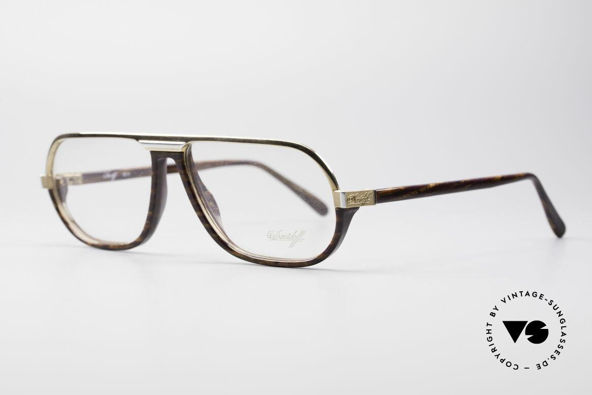 Davidoff 300 Large Men's Vintage Glasses