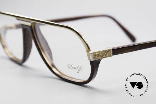 Davidoff 300 Small Men's Vintage Glasses
