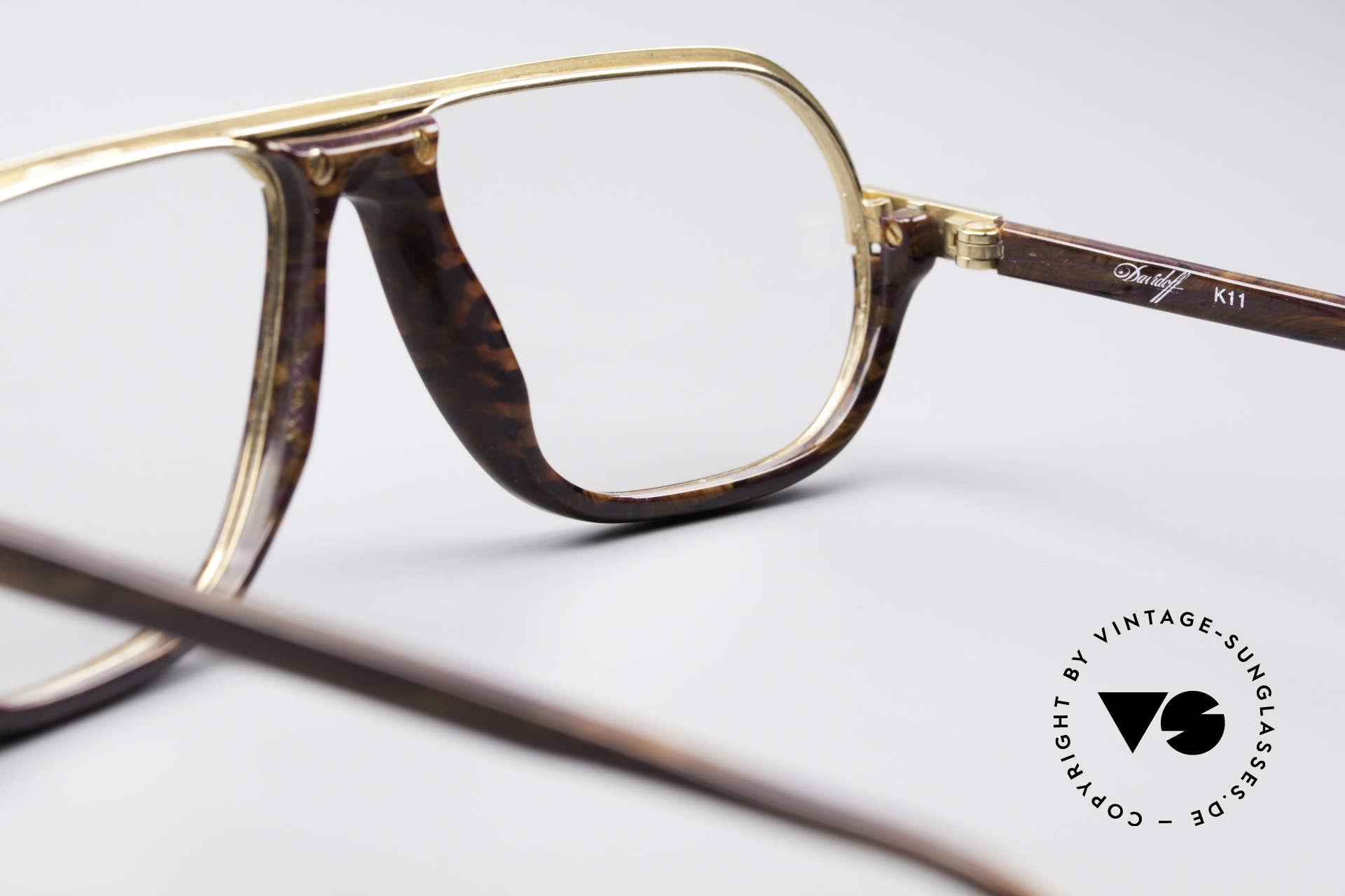 Davidoff 300 Small Men's Vintage Glasses, Size: medium, Made for Men
