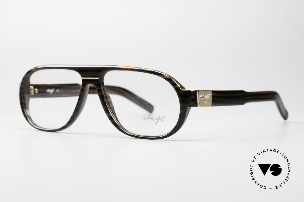 Davidoff 100 90's Men's Vintage Glasses