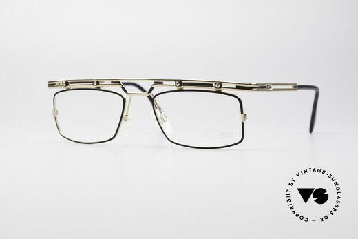 Cazal 975 Vintage 90's Designer Glasses Details