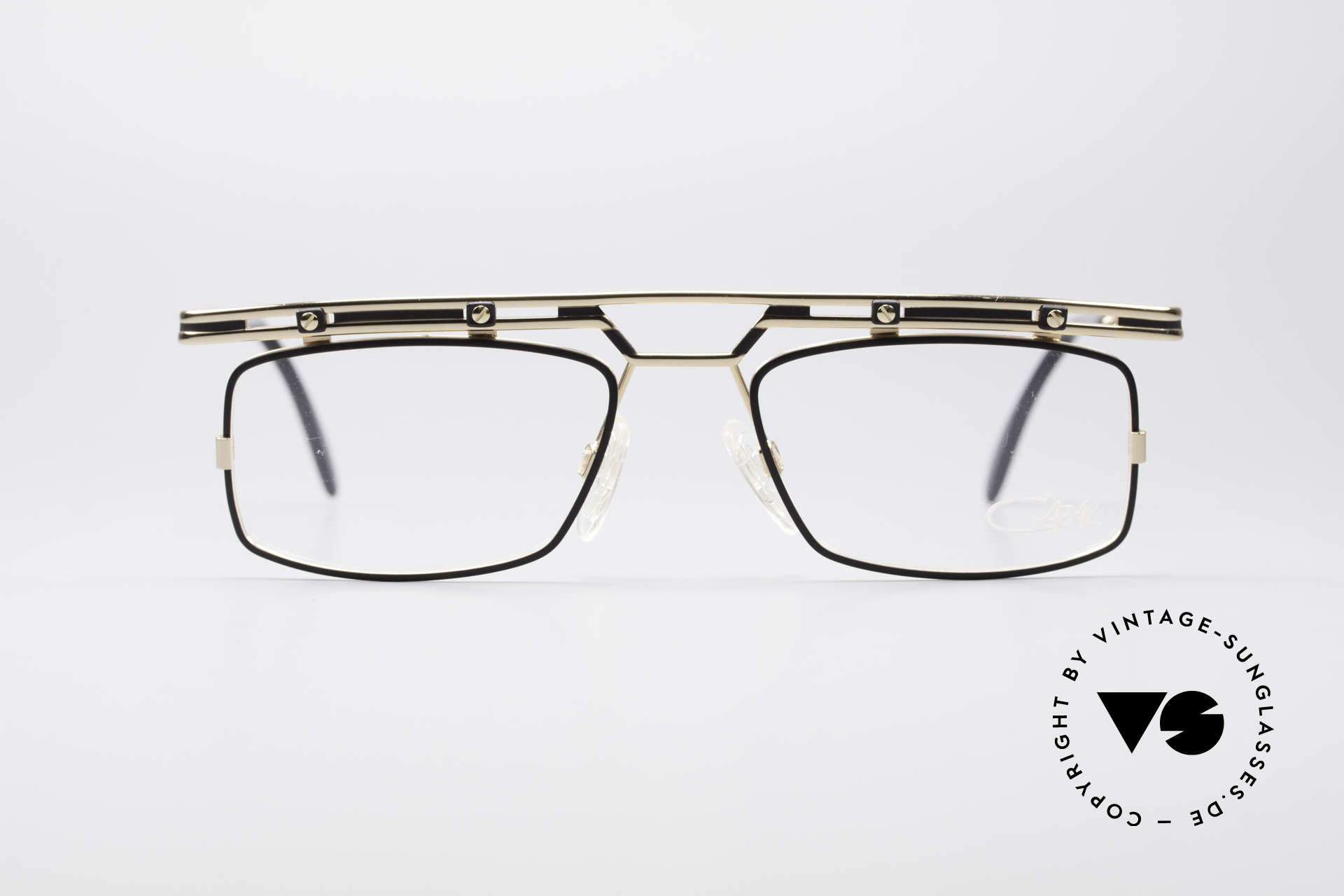 Cazal 975 Vintage 90's Designer Glasses, designer eyeglass-frame by Cari Zalloni (Mr. CAZAL), Made for Men