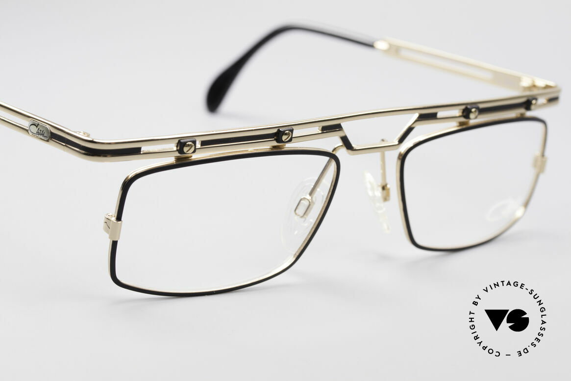 Cazal 975 Vintage 90's Designer Glasses, never used (like all our rare vintage CAZAL eyewear), Made for Men