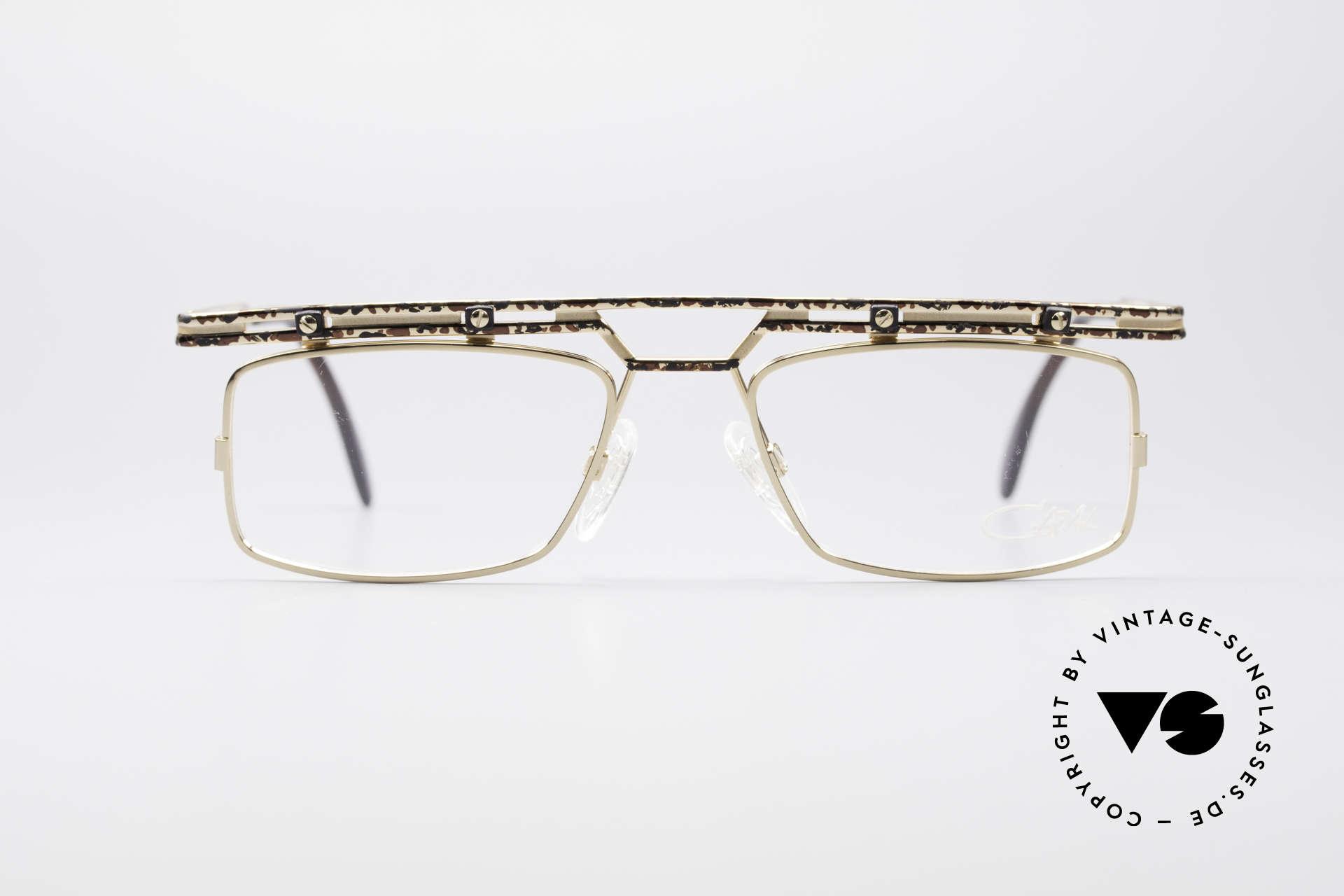 Cazal 975 True Vintage No Retro Glasses, designer eyeglass-frame by Cari Zalloni (Mr. CAZAL), Made for Men