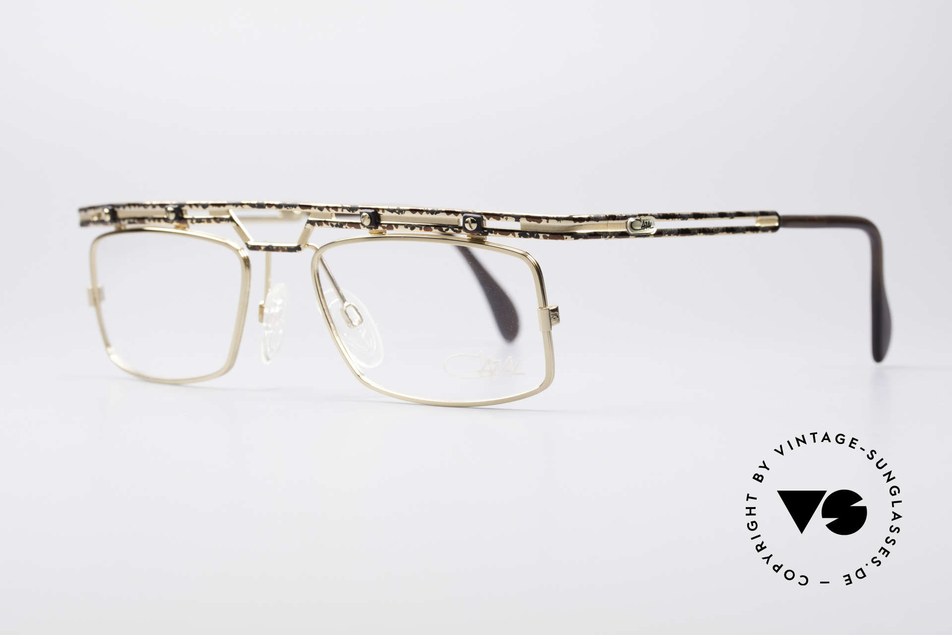 Cazal 975 True Vintage No Retro Glasses, great metalwork and overall craftmanship; durable!, Made for Men