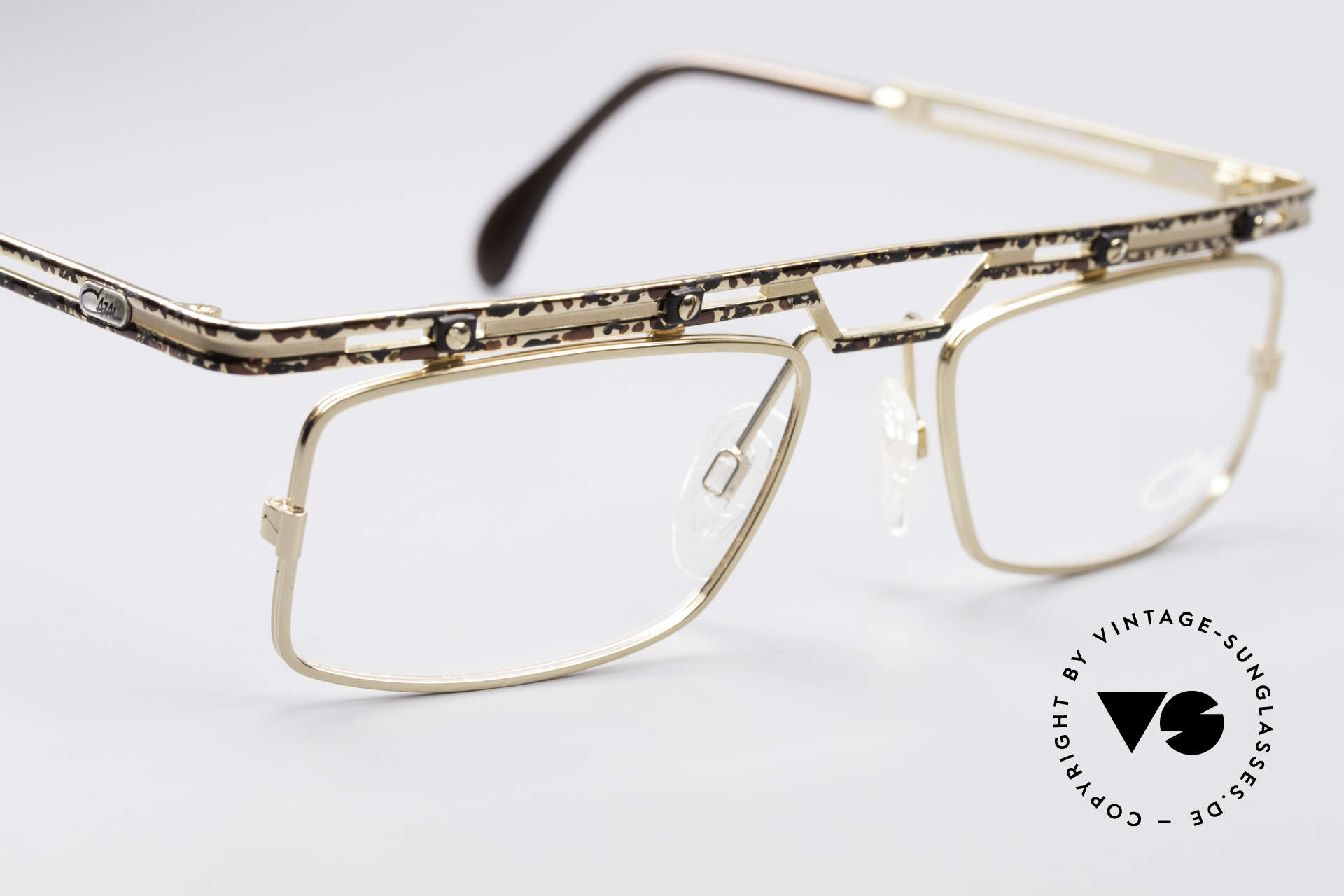 Cazal 975 True Vintage No Retro Glasses, never used (like all our rare vintage CAZAL eyewear), Made for Men