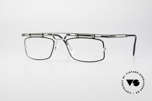 Cazal 975 True Vintage No Retro Specs Details