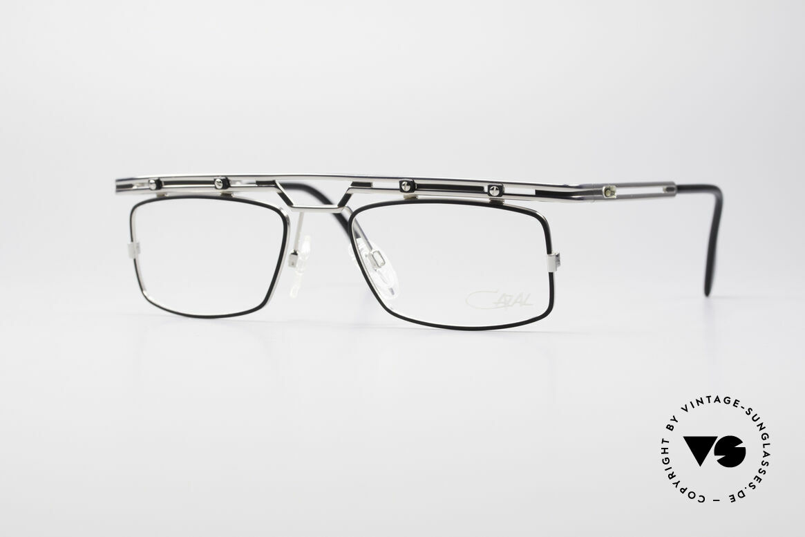 Cazal 975 True Vintage No Retro Specs, striking / square Cazal vintage glasses from 1996/97, Made for Men