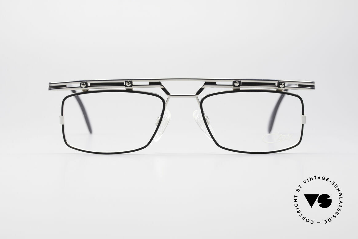 Cazal 975 True Vintage No Retro Specs, designer eyeglass-frame by Cari Zalloni (Mr. CAZAL), Made for Men