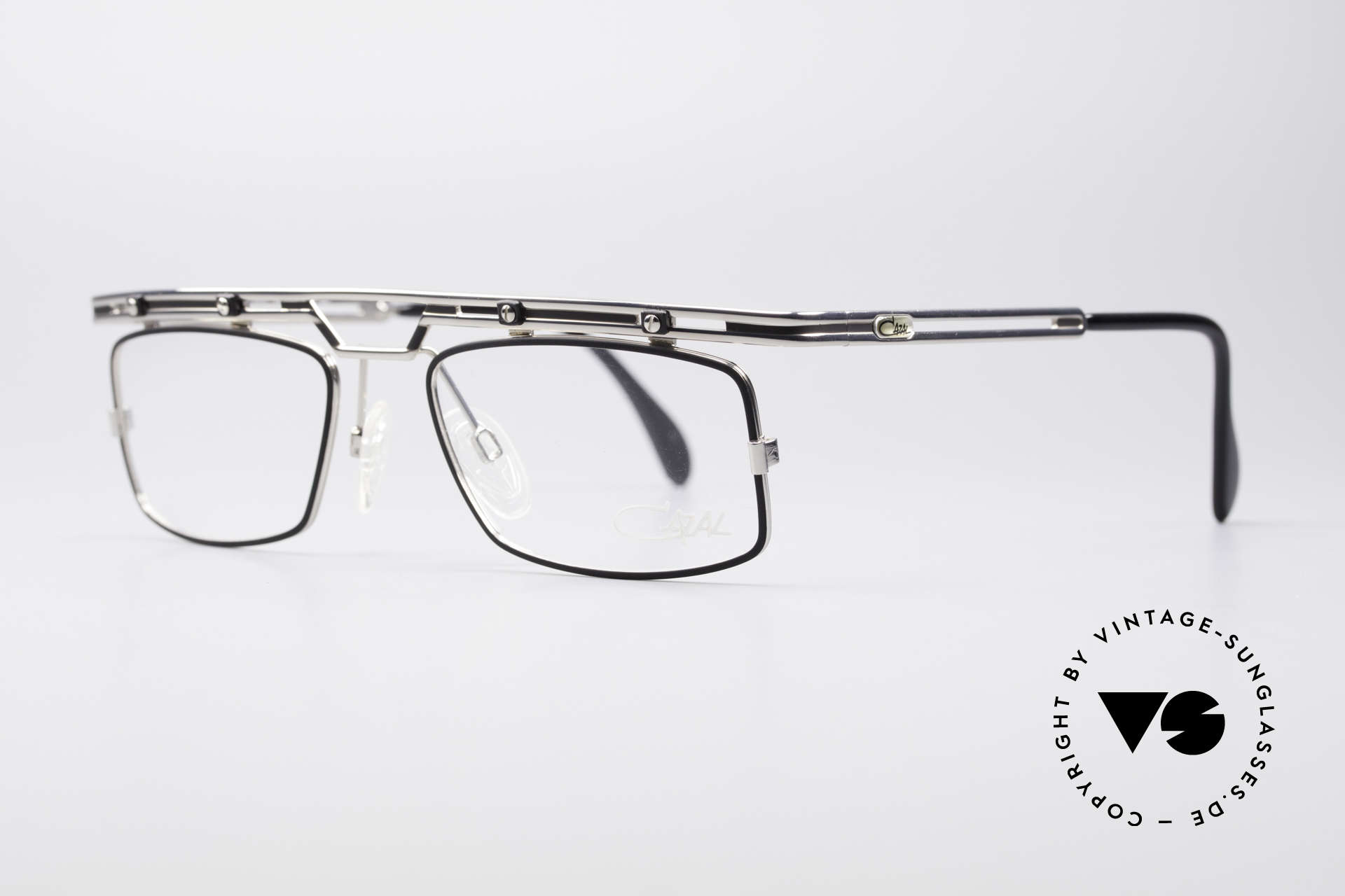 Cazal 975 True Vintage No Retro Specs, great metalwork and overall craftmanship; durable!, Made for Men