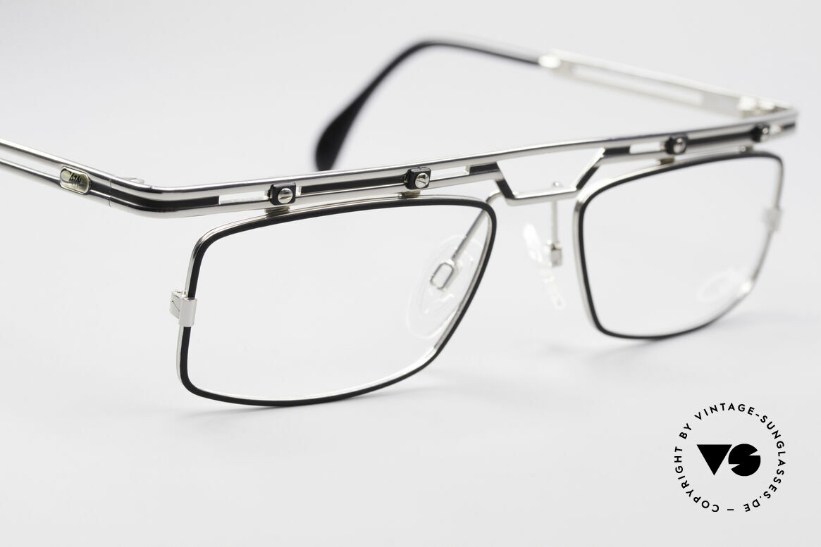 Cazal 975 True Vintage No Retro Specs, never used (like all our rare vintage CAZAL eyewear), Made for Men