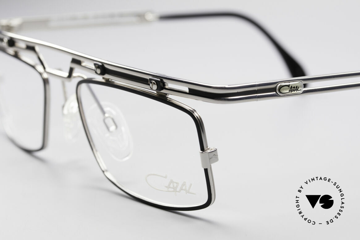 Cazal 975 True Vintage No Retro Specs, tangible superior crafting quality (made in Germany), Made for Men