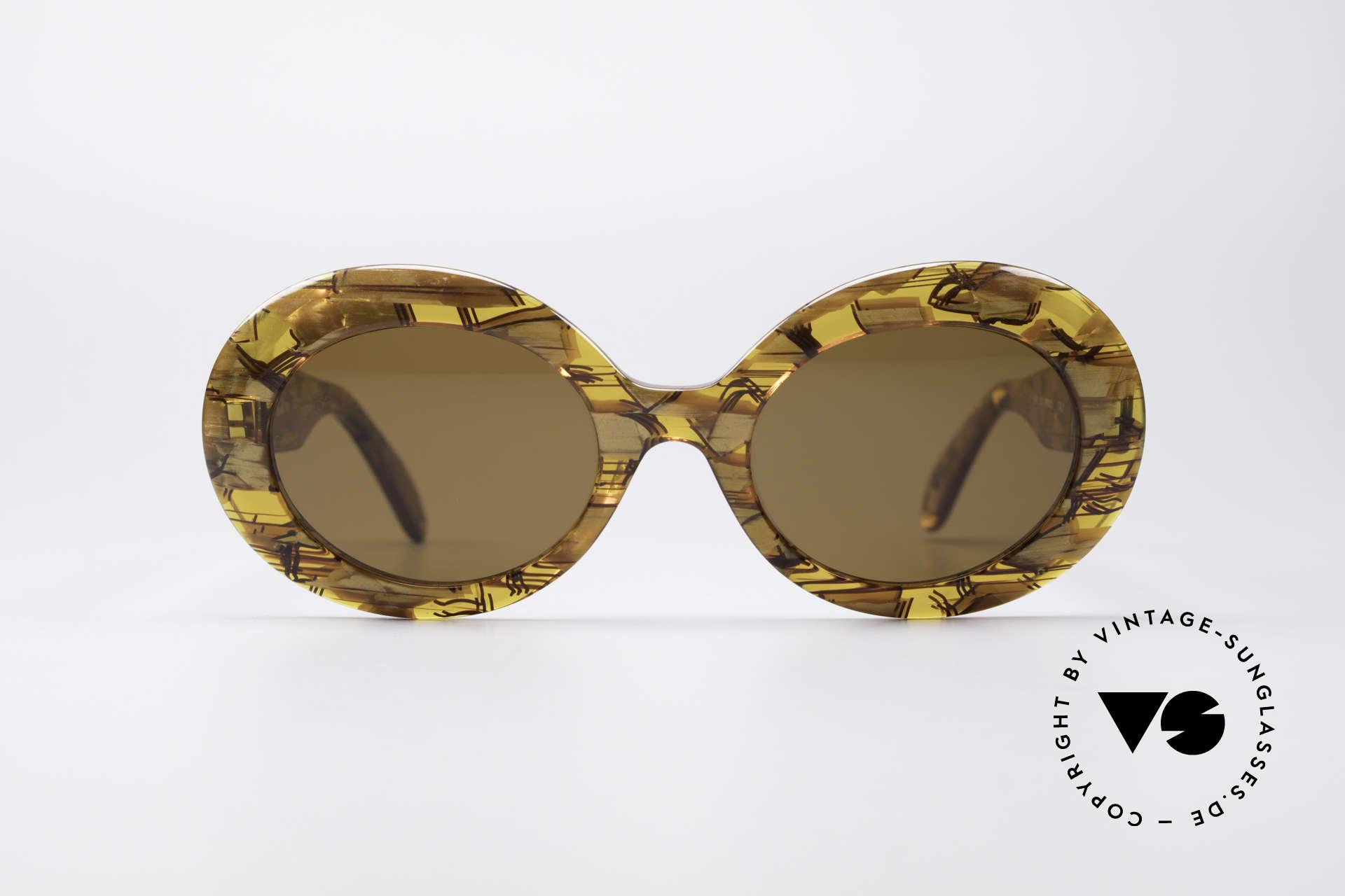 Sonnenbrille Retro Jacky