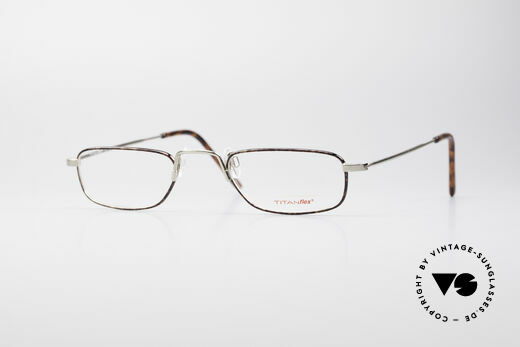 Eschenbach 3761 Titanflex Reading Glasses Details