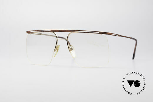 Neostyle Jet 12 True Vintage No Retro Glasses Details