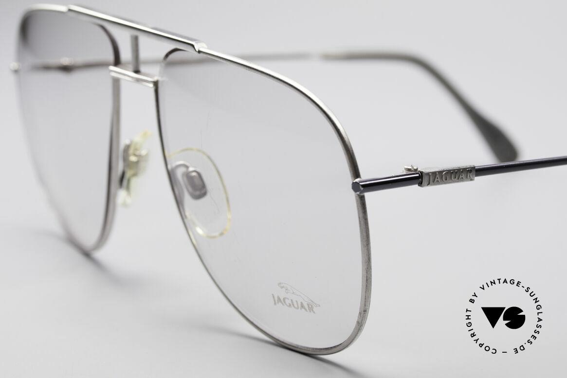 Jaguar 327 80's Vintage Men's Glasses, NO retro design! An original item of the 1980's, Made for Men