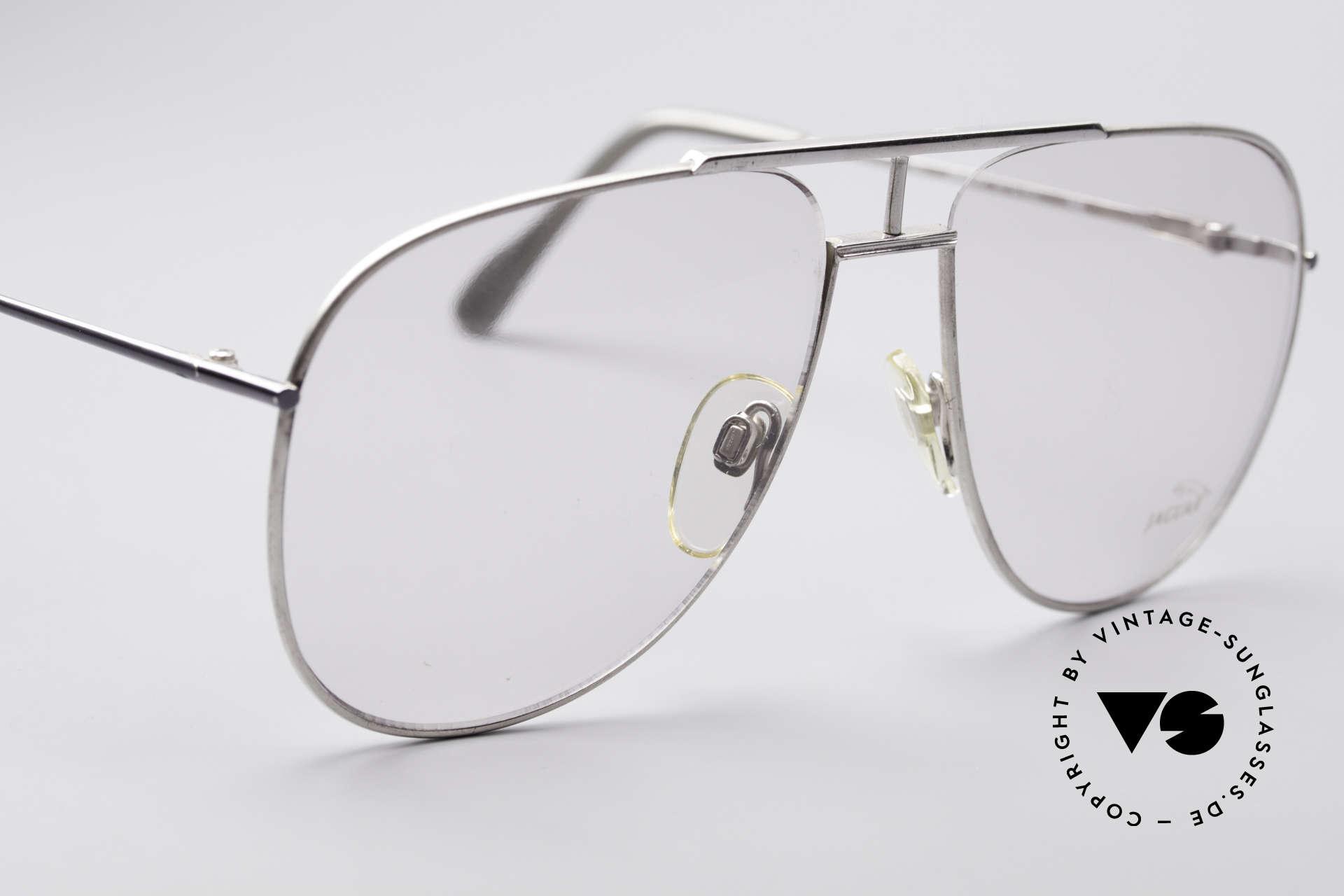 Jaguar 327 80's Vintage Men's Glasses, unworn (like all our vintage JAGUAR eyeglasses), Made for Men