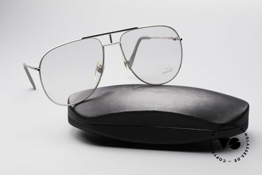 Jaguar 327 80's Vintage Men's Glasses, Size: medium, Made for Men