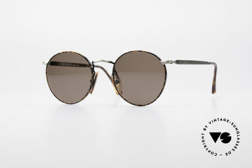 John Lennon - The Dreamer Small Round Vintage Shades Details