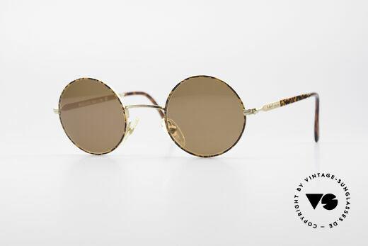 John Lennon - Revolution Small Round Vintage Glasses Details
