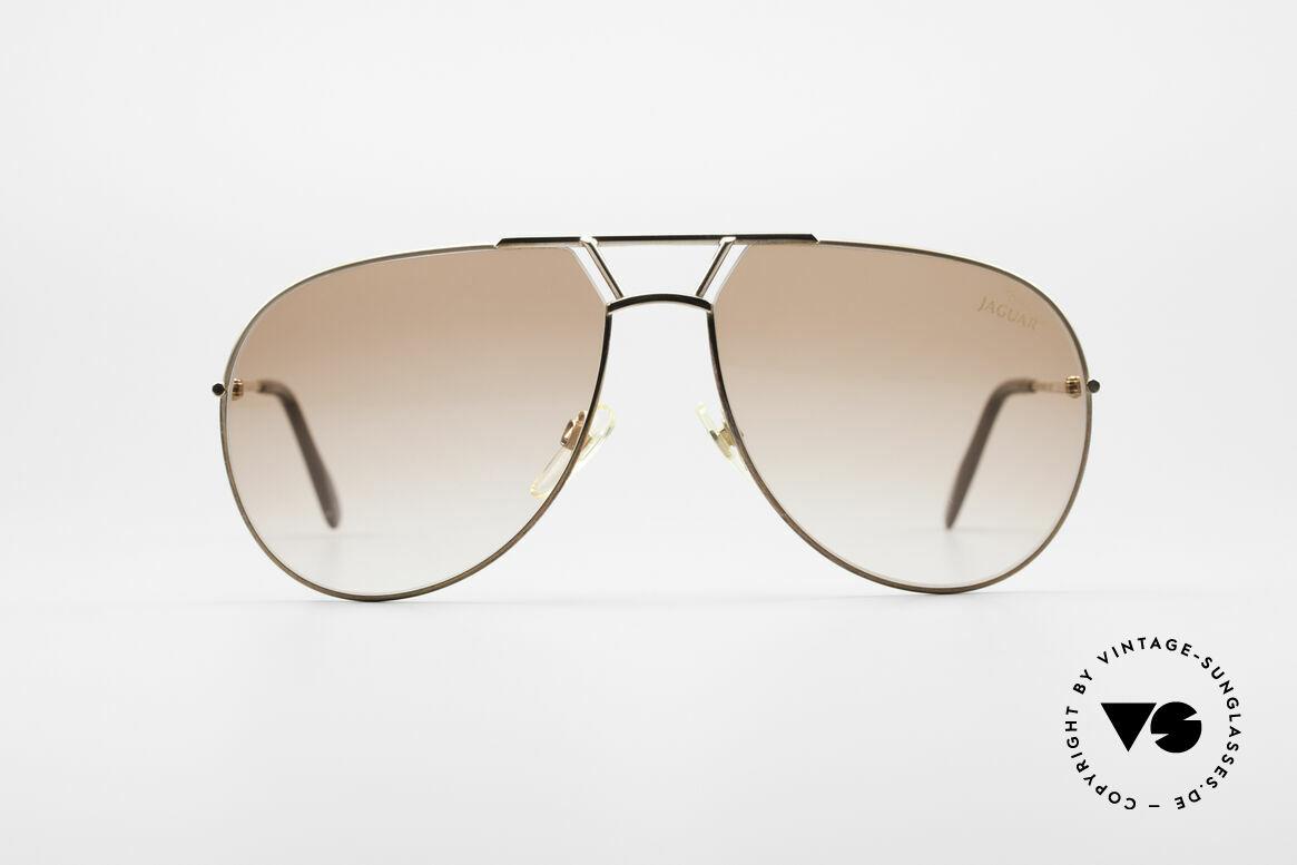 Jaguar 795 Vintage Men's Sunglasses, vintage 80's aviator style sunglasses by Jaguar, Made for Men