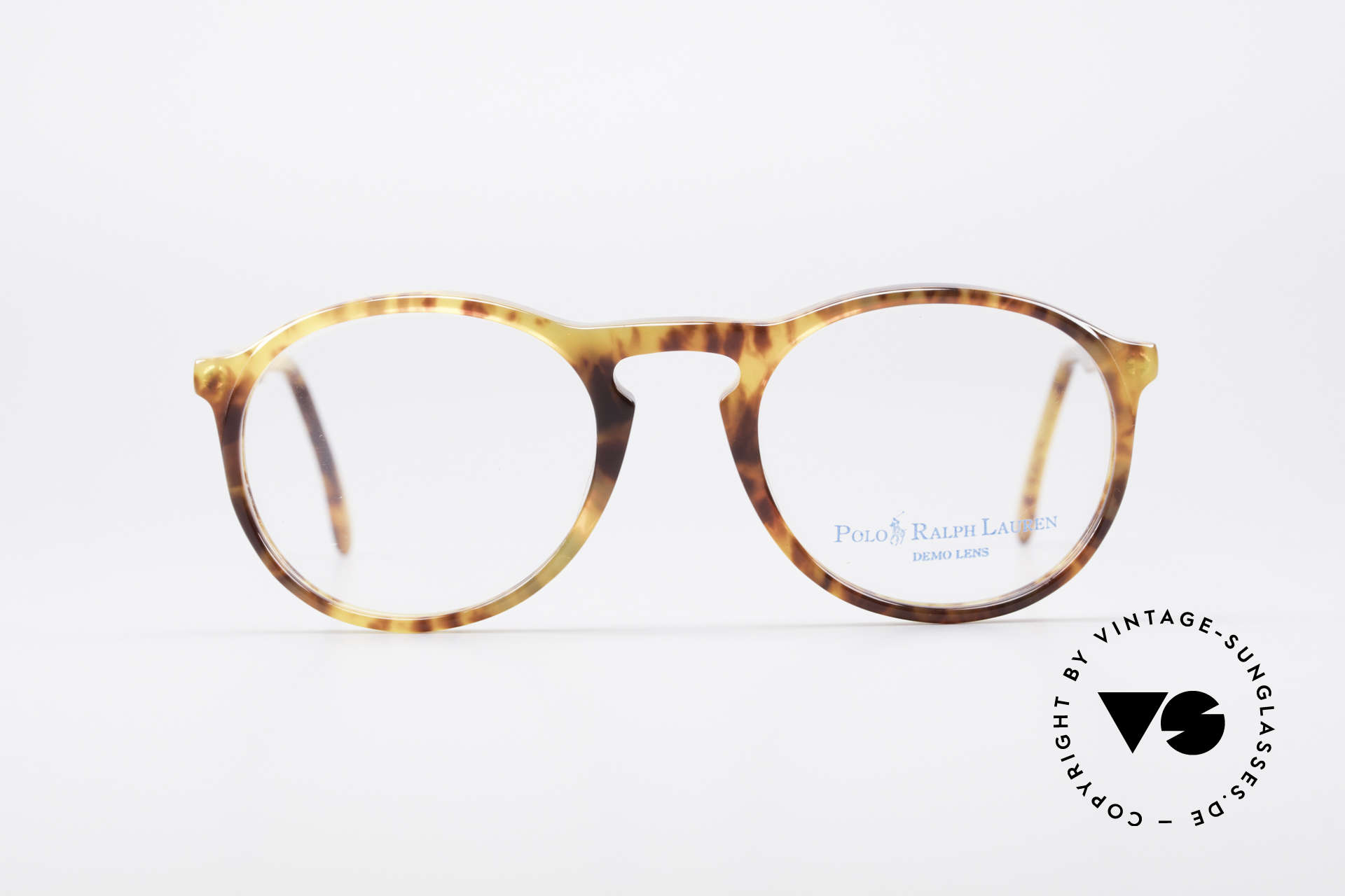 Glasses Ralph Lauren 64 Men\'s Panto Eyeglasses   Vintage Sunglasses
