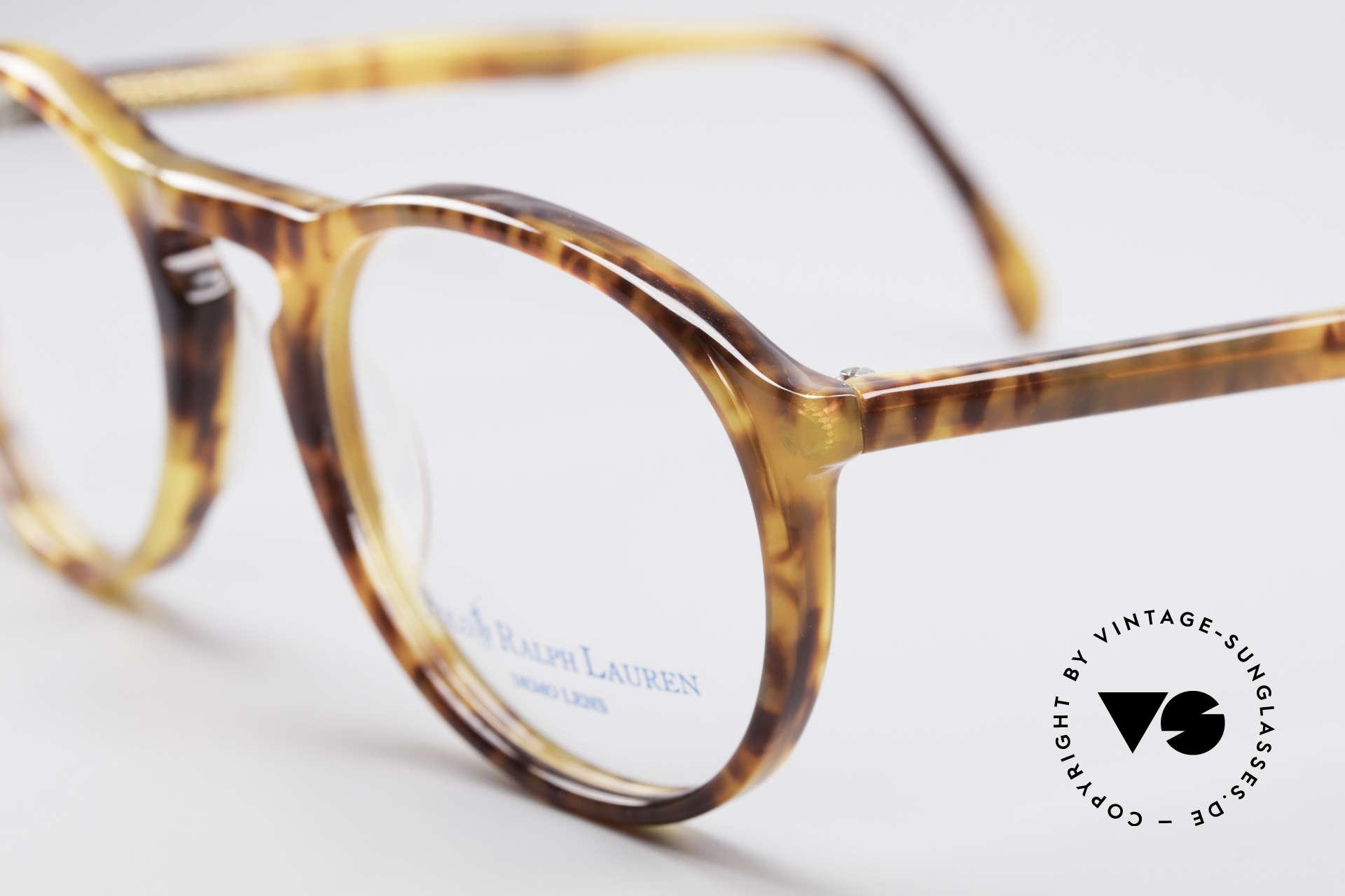 570386b70d58 Glasses Ralph Lauren 64 Men's Panto Eyeglasses | Vintage Sunglasses
