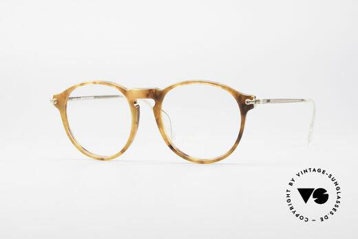 Atelier Eschenbach 2801 90's Panto Eyeglasses Details