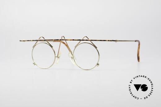 Argenta Crazy 705 Fancy Vintage Glasses Details