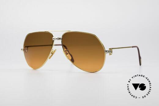 Cartier Vendome Santos - L Rare Luxury Shades Details