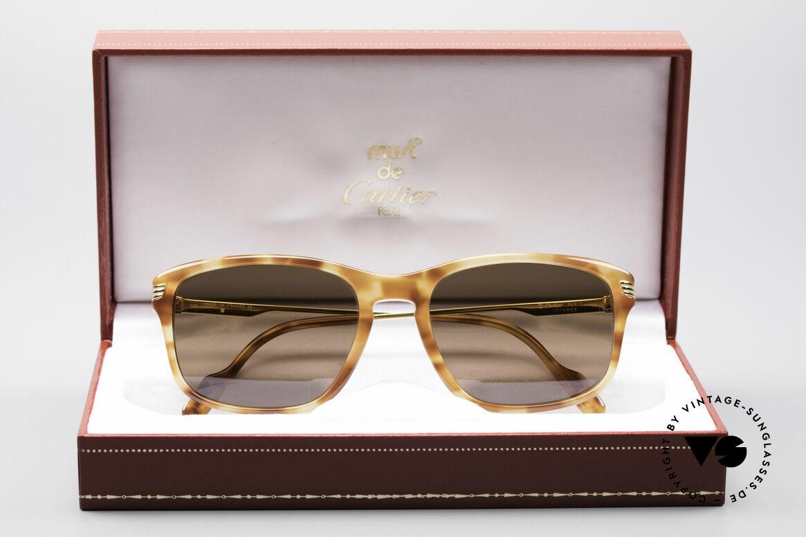 Cartier Lumen 90's Vintage Luxury Shades