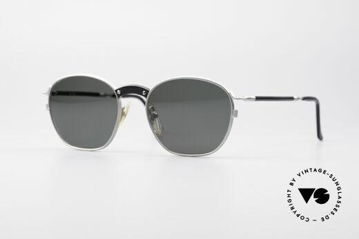 Jean Paul Gaultier 55-1271 Rare Vintage Sunglasses Details