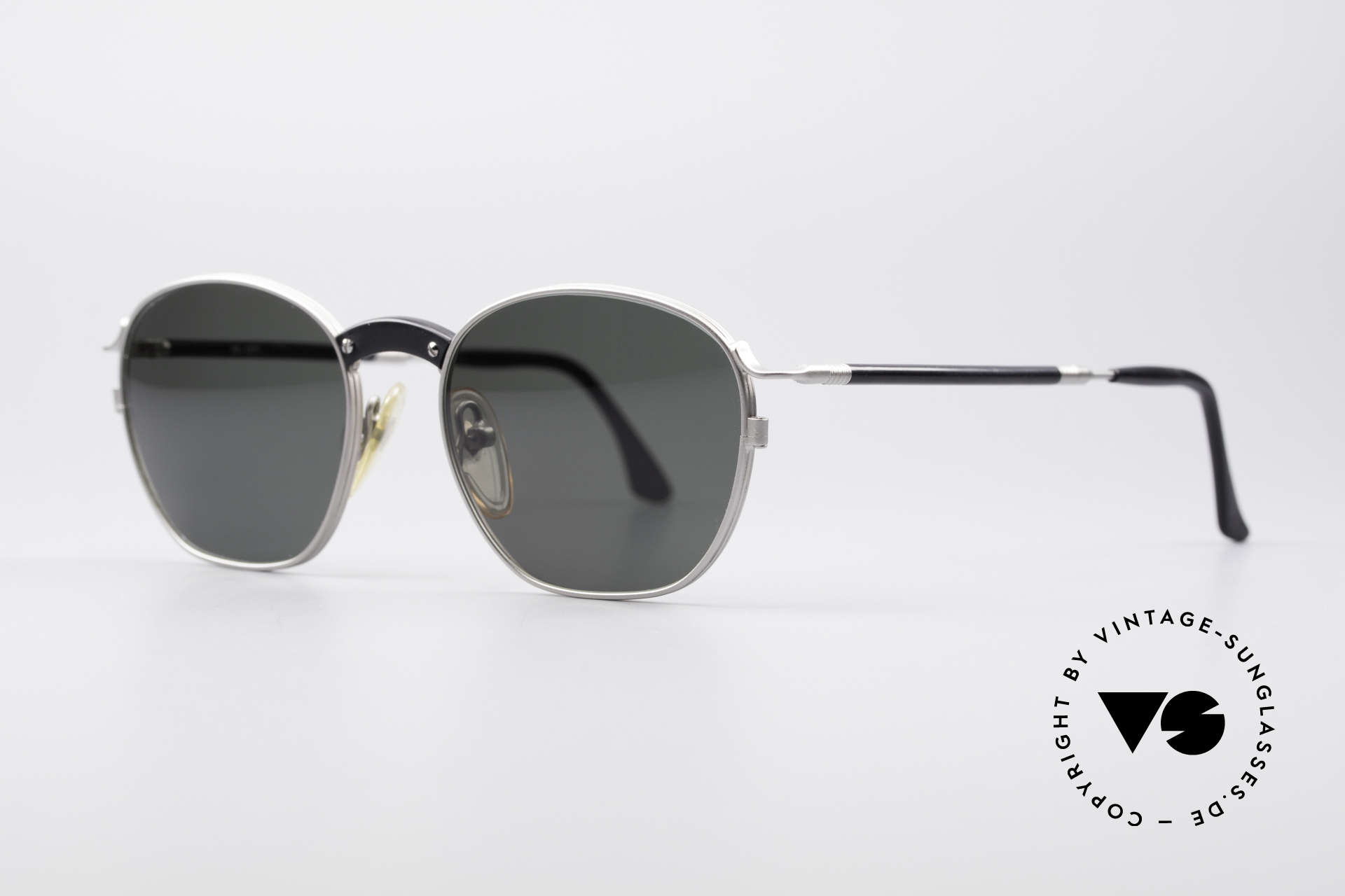 Jean Paul Gaultier 55-1271 Rare Vintage Sunglasses, simply a timeless classic in top-notch craftsmanship, Made for Men and Women
