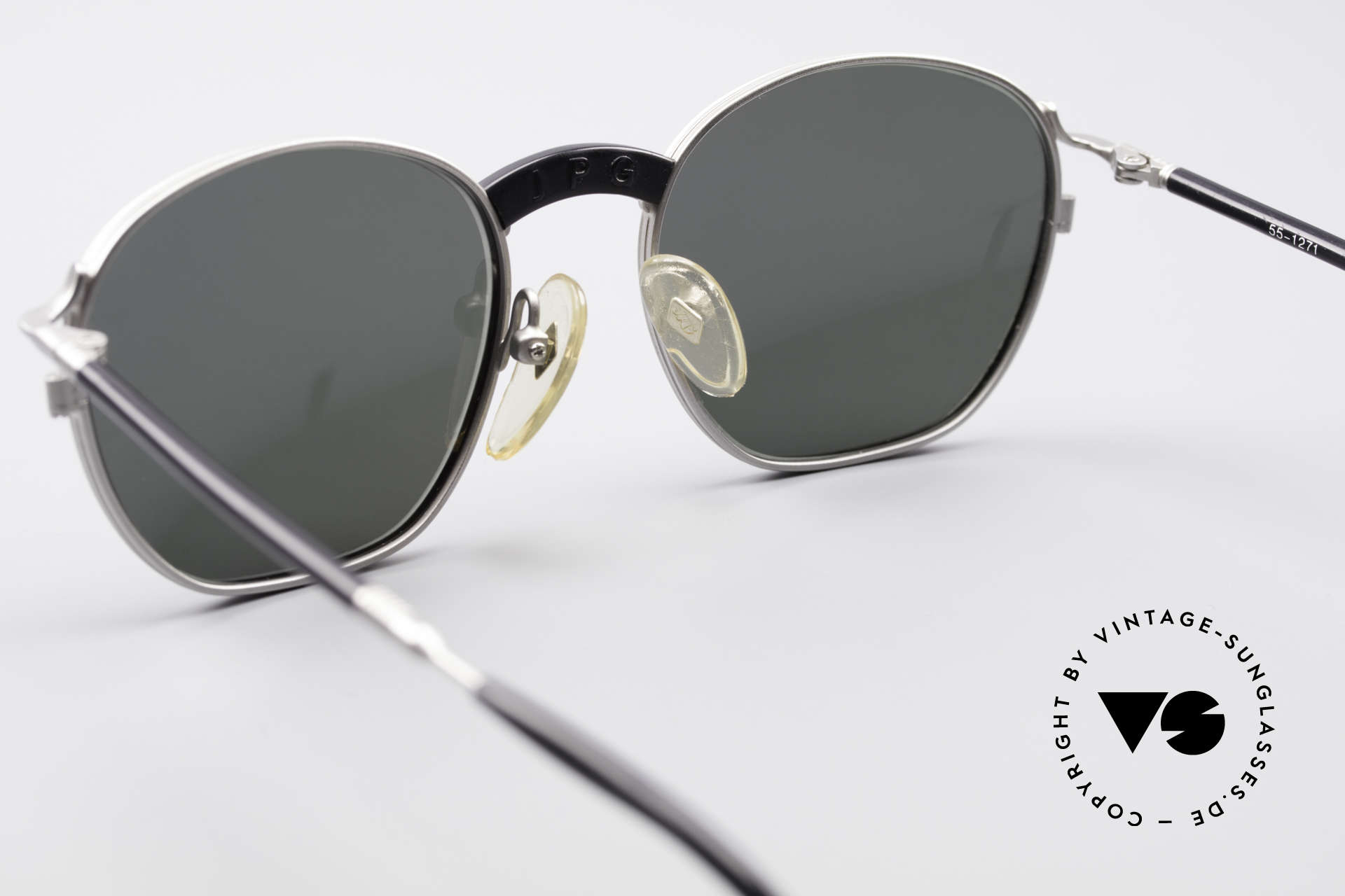 Jean Paul Gaultier 55-1271 Rare Vintage Sunglasses, NO RETRO SHADES, but a rare 25 years old ORIGINAL, Made for Men and Women