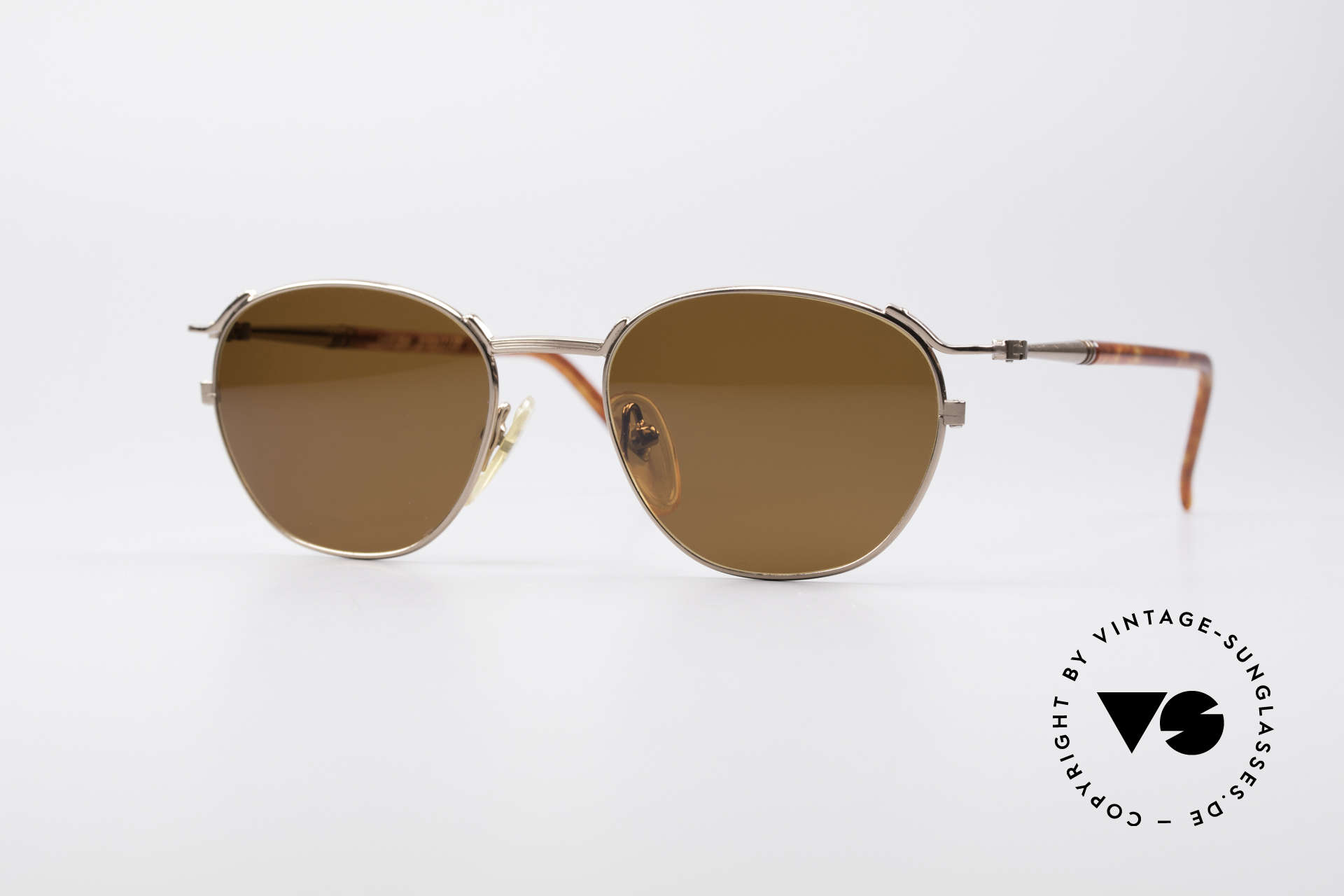 Jean Paul Gaultier 57-2276 True Vintage 90's Shades, unique designer glasses by Jean Paul GAULTIER, Made for Men and Women