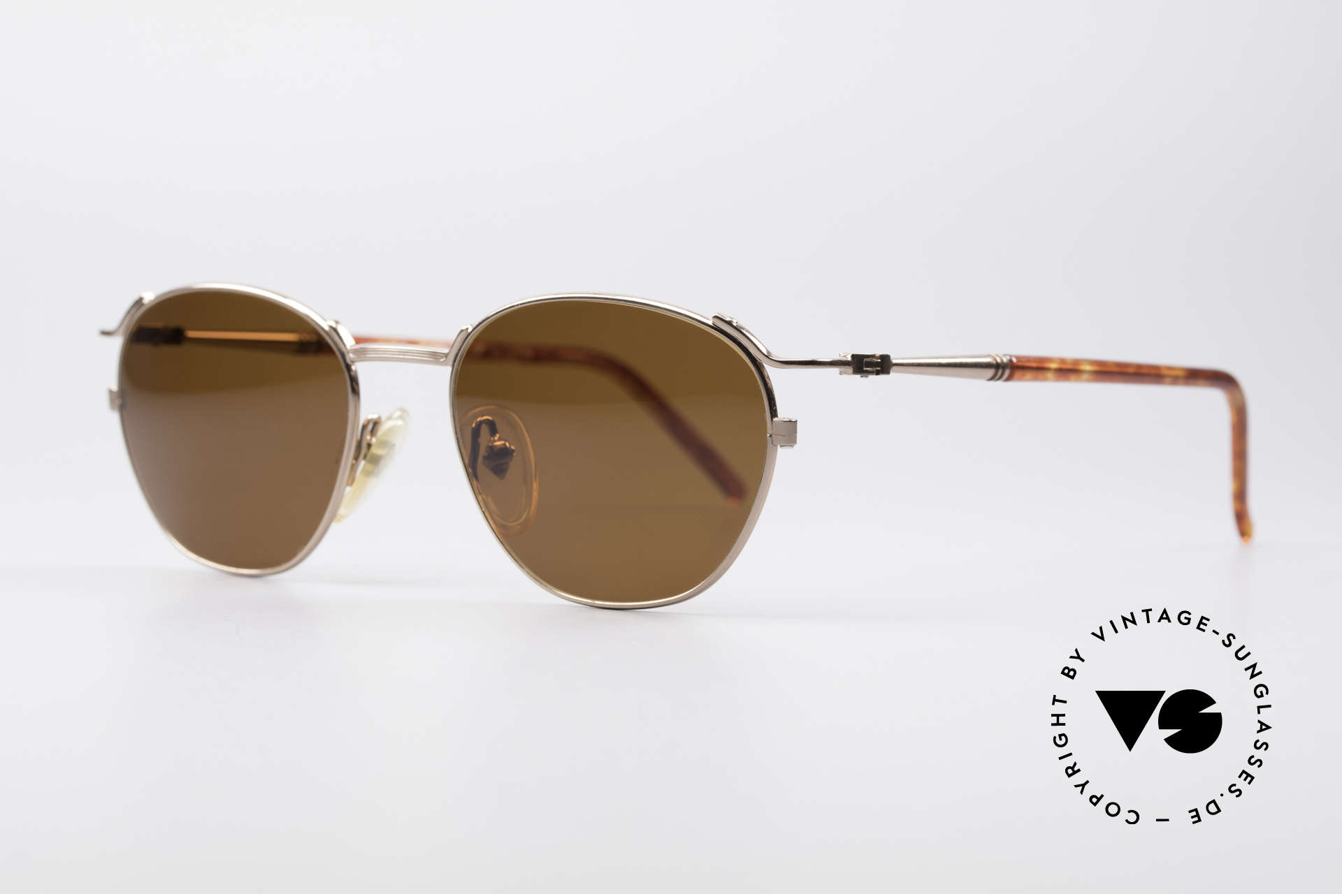 Jean Paul Gaultier 57-2276 True Vintage 90's Shades, nevertheless, with subtle details (typically JPG), Made for Men and Women